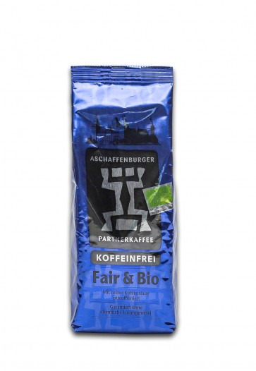 BIO Aschaffenburger Partnerkaffee Koffeinfrei