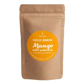 Cold Brew Tee - Mango - Front