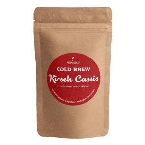 Cold Brew Tee - Kirsch Cassis - Front