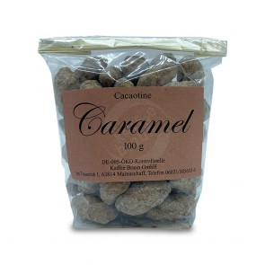 Cacaotine - Caramel - Front